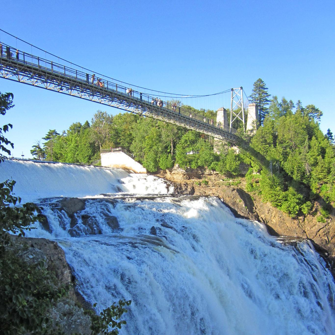 cascate di Montmorency