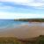 La baia nei pressi di Pointe du Raz