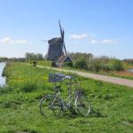 bici-e-barca-in-olanda-mulino-campagna-bici-girolibero-olanda