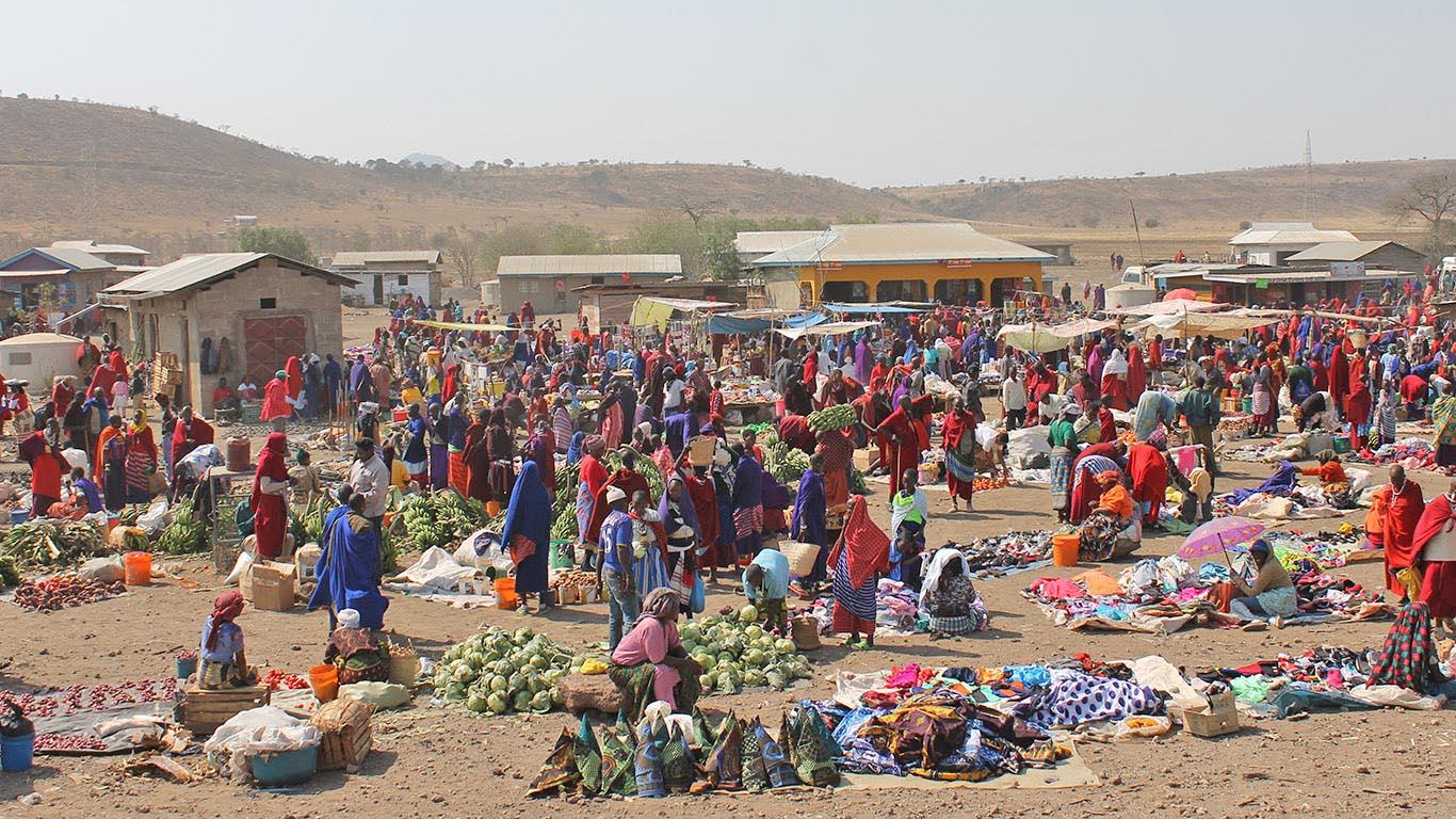 Popolo Tanzania