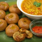 cucina-tradizionale_rajasthan_Baati_with_Dal