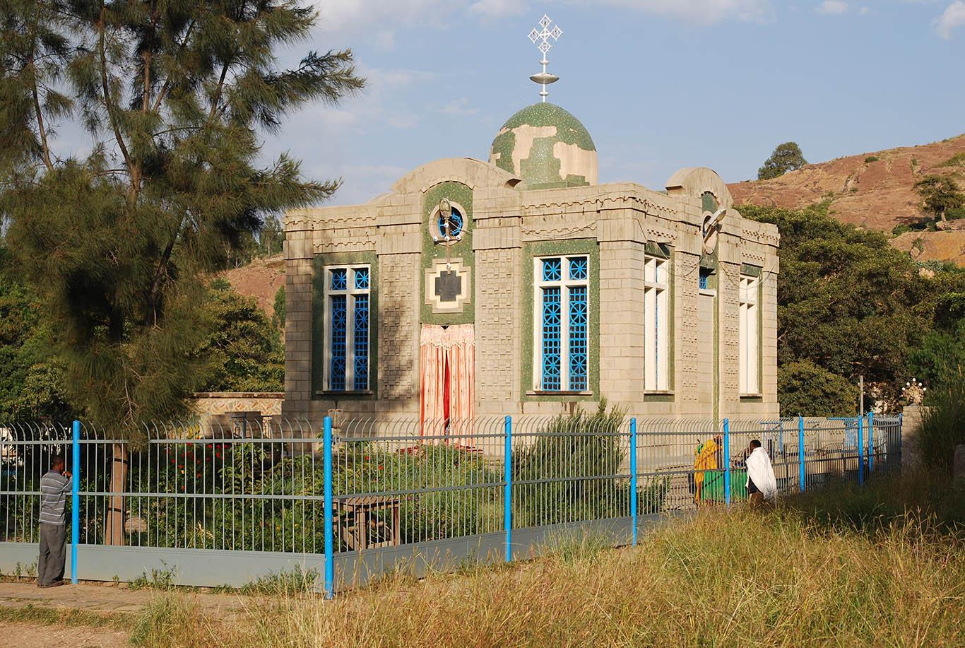 Cattedrale di Nostra Signora Maria di Sion-etiopia-zeppelin