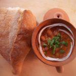cucina_della_georgia_Lobio_with_tomatoes