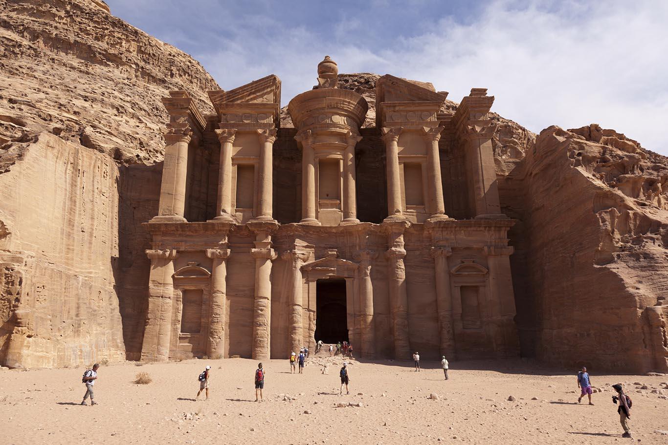 Monastero di al-Deir