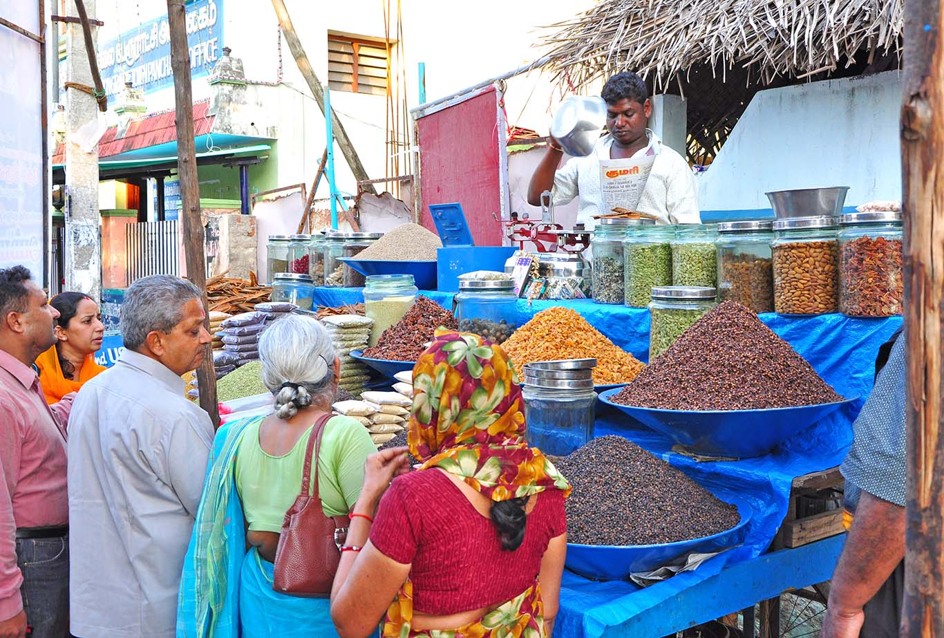 cucina-tradizionale-Rajasthan-mercato-spezie-zeppelin