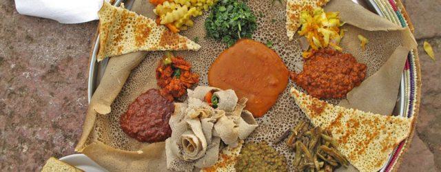 Etiopia sapori
