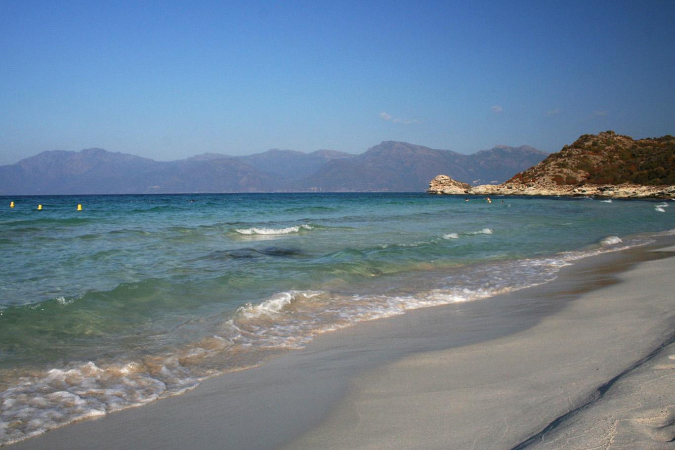 Mare in Corsica