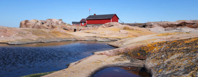 isola faro di Bengstkär