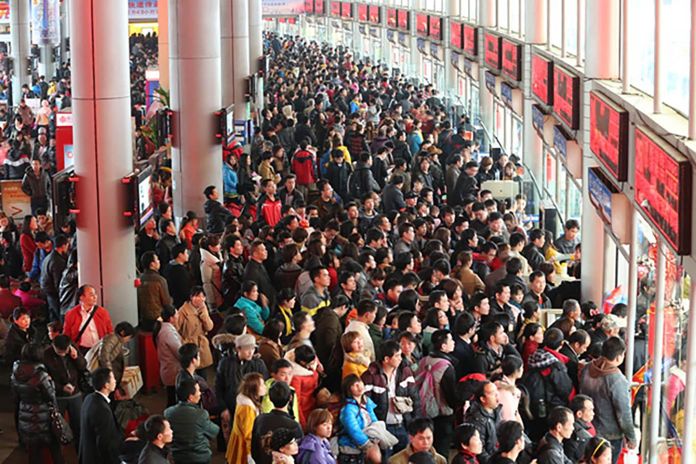 Stazione - Capodanno Cinese 2017