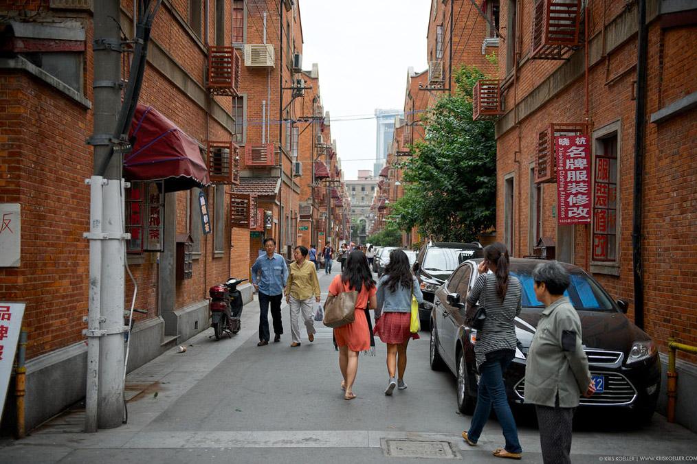Ex Concessione Francese - Shanghai