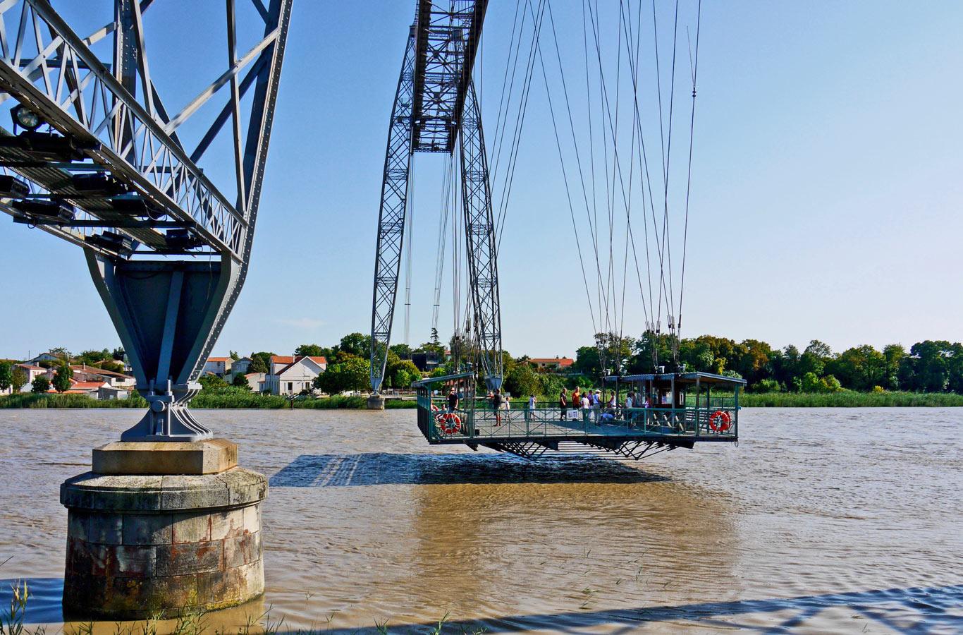 ponte trasportatore Francia