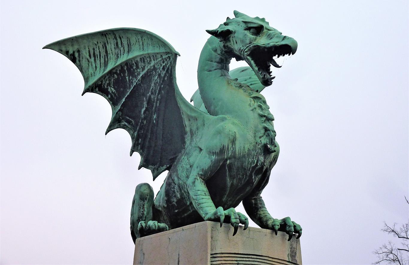 Il Drago di Lubiana