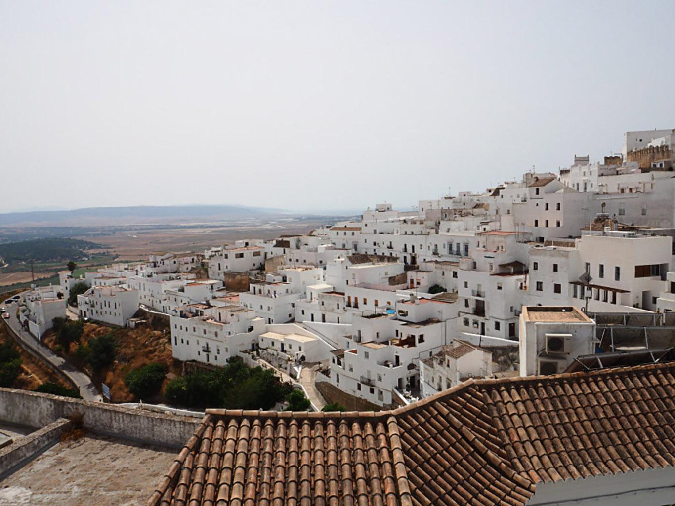 Un tipico Pueblo Blanco dell'Andalusia