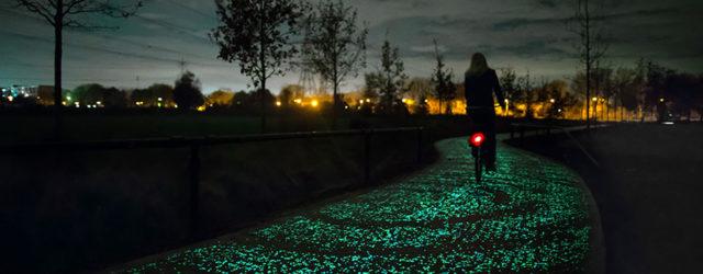 La pista ciclabile di Van Gogh