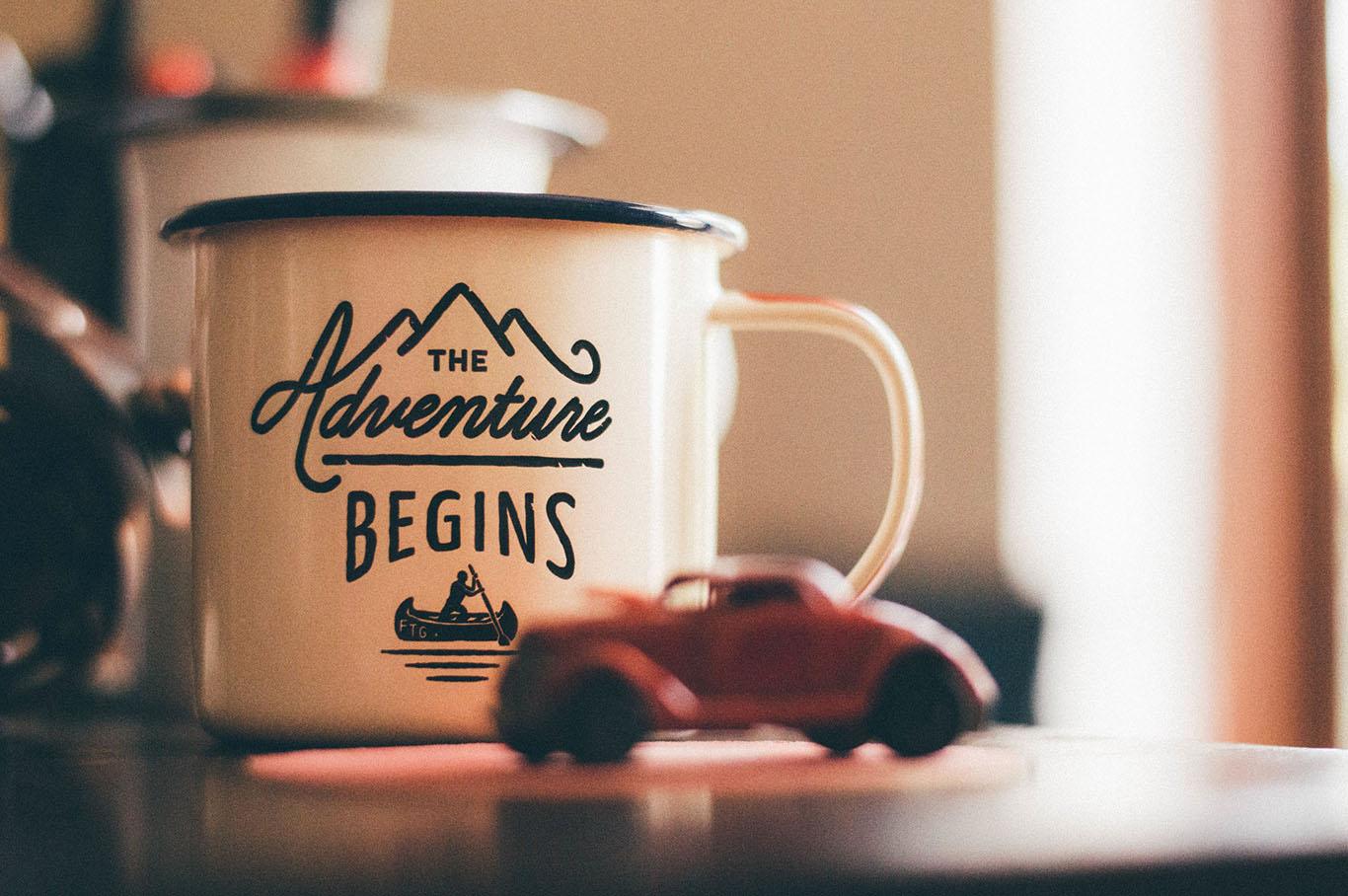 Idee Regalo Per Amanti Del Trekking E Escursionisti Happy To Be Here