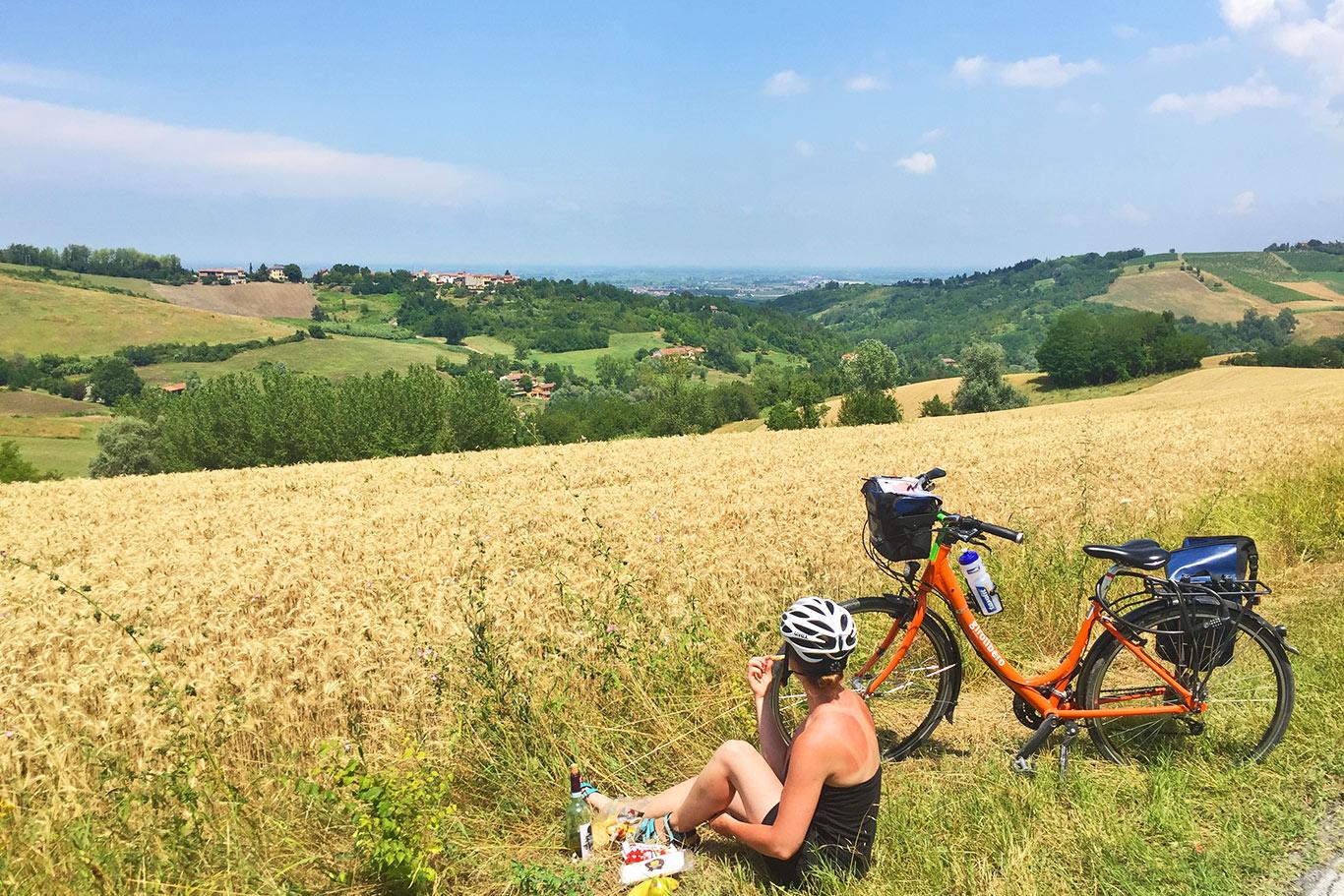 Piemonte in bici