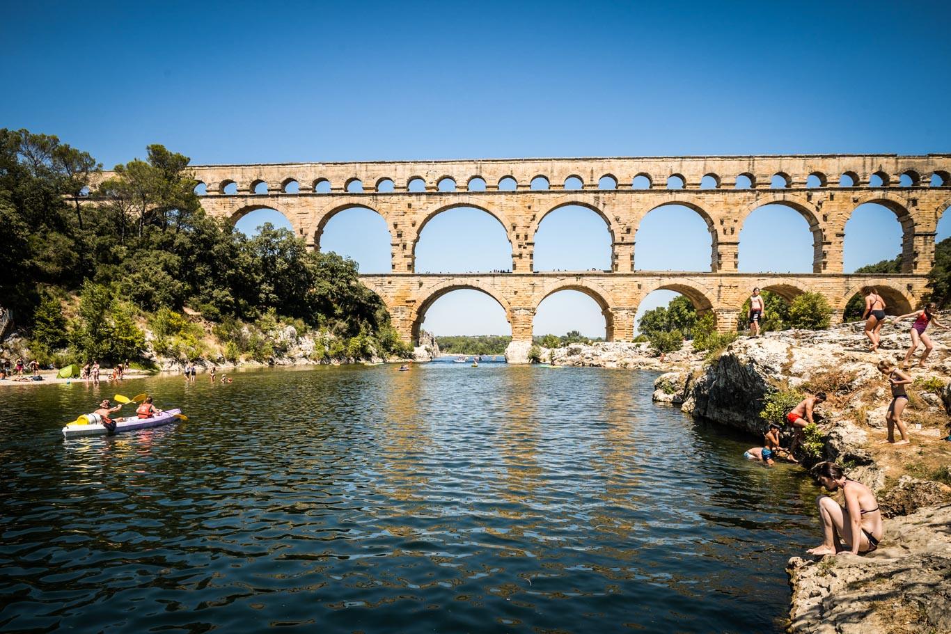 Provenza Pont du Gard