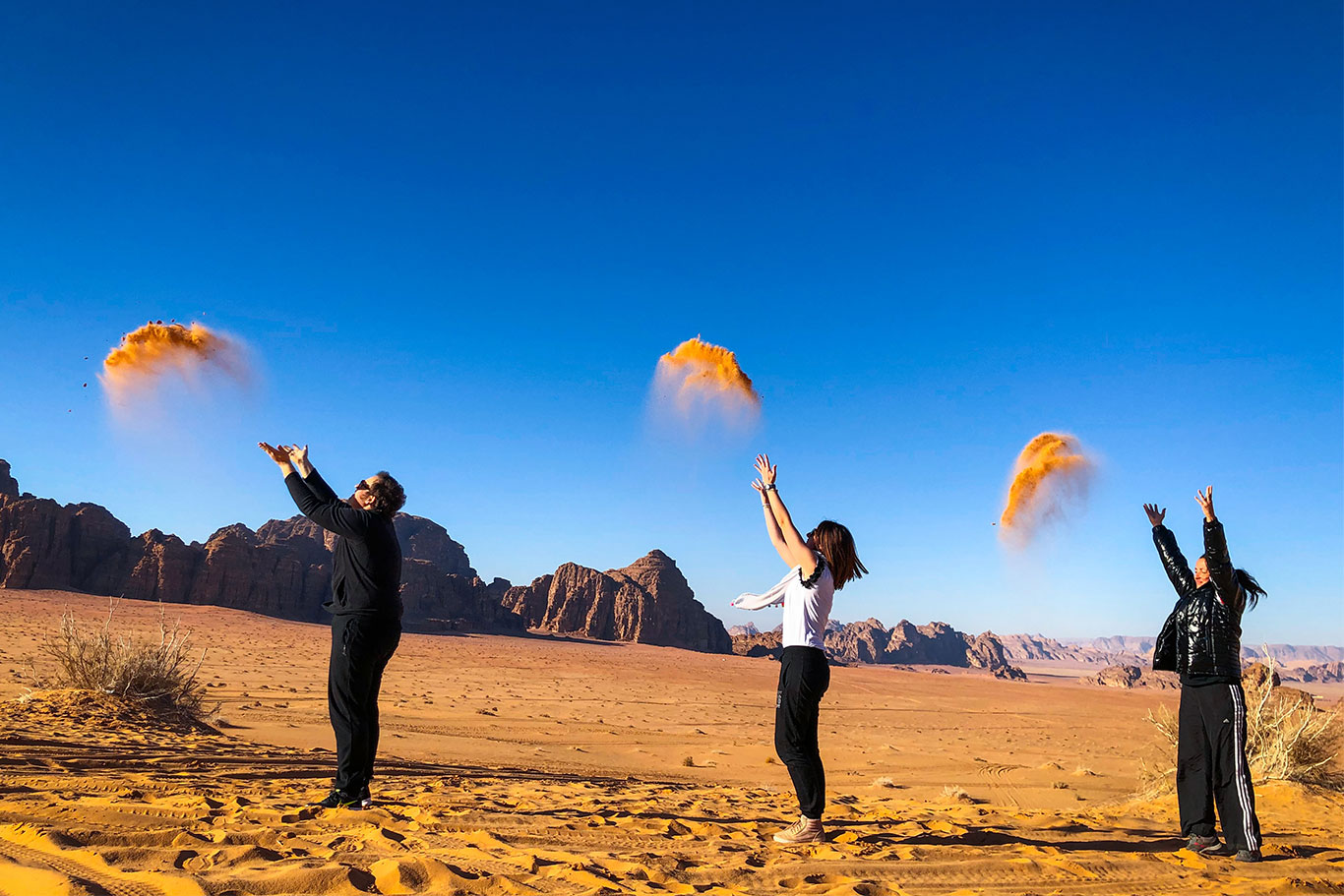 Viaggio in Giordania © Nicolò Barbieri